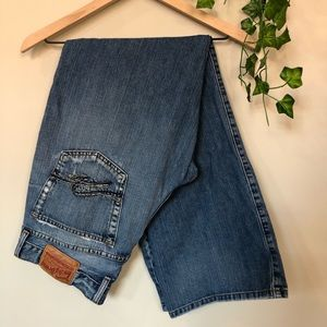 LUCKY BRAND BOOTCUT JEANS MENS 32